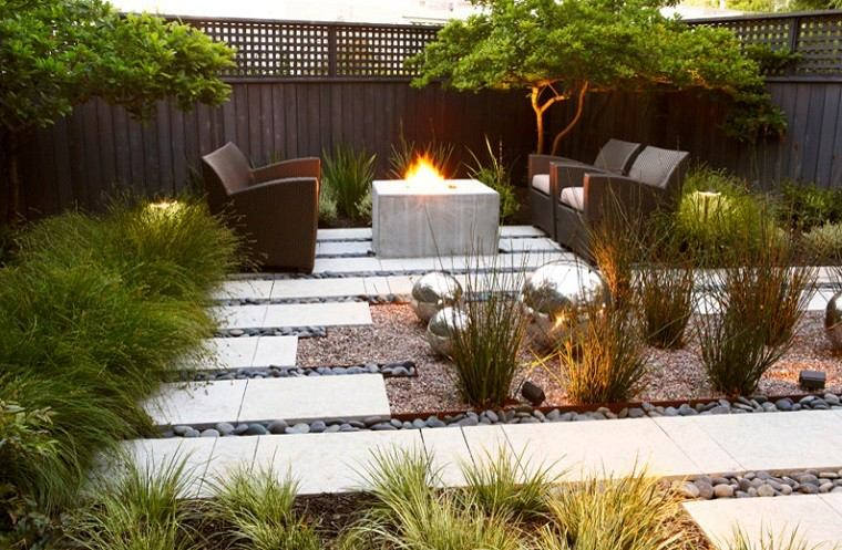 Arquitectura y diseo de jardines modernos
