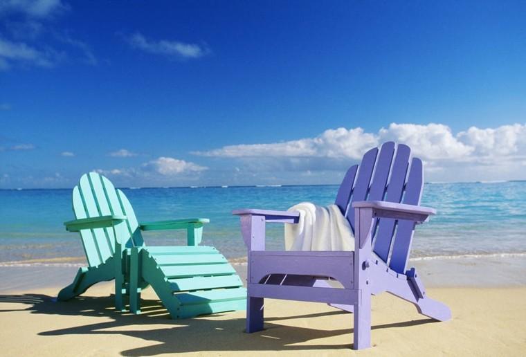 Sillas de playa  50 ideas prcticas para disfrutar y