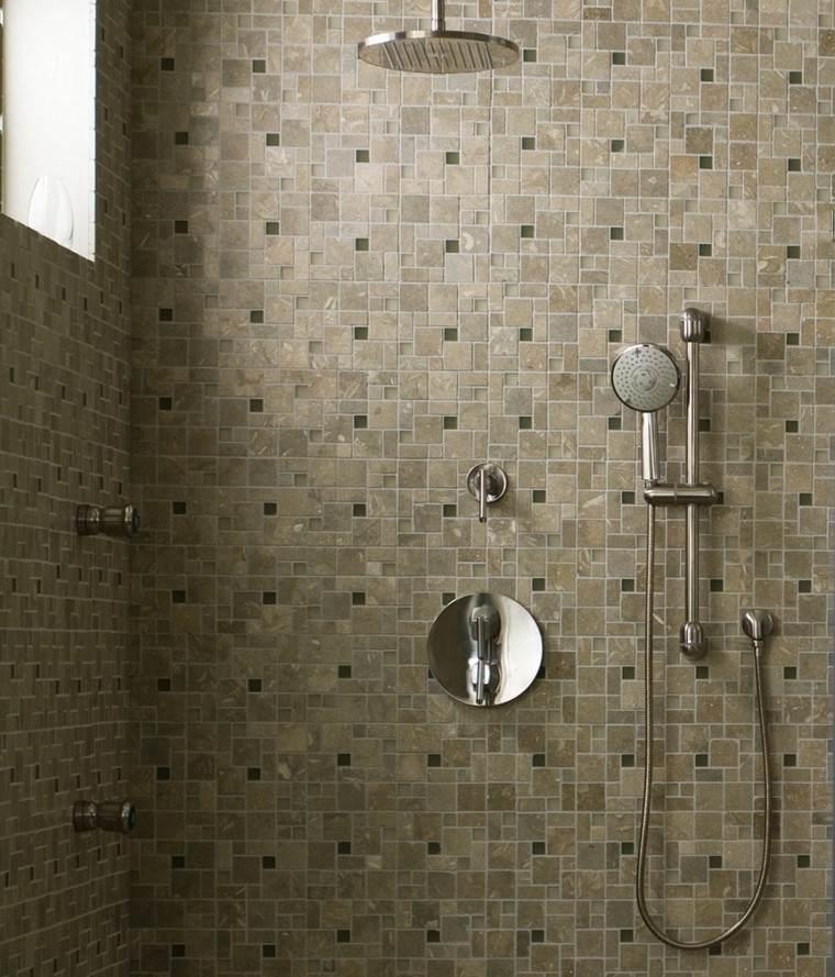 Decoracin baos con duchas de diseo