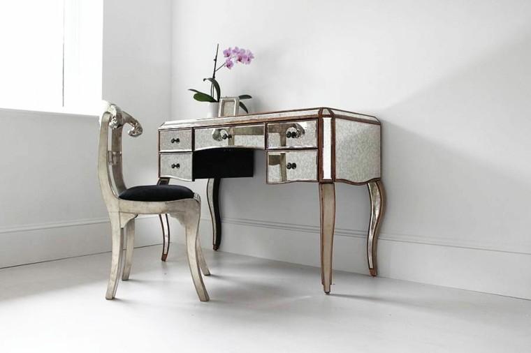 Mesa Con Espejo Para Peluqueria