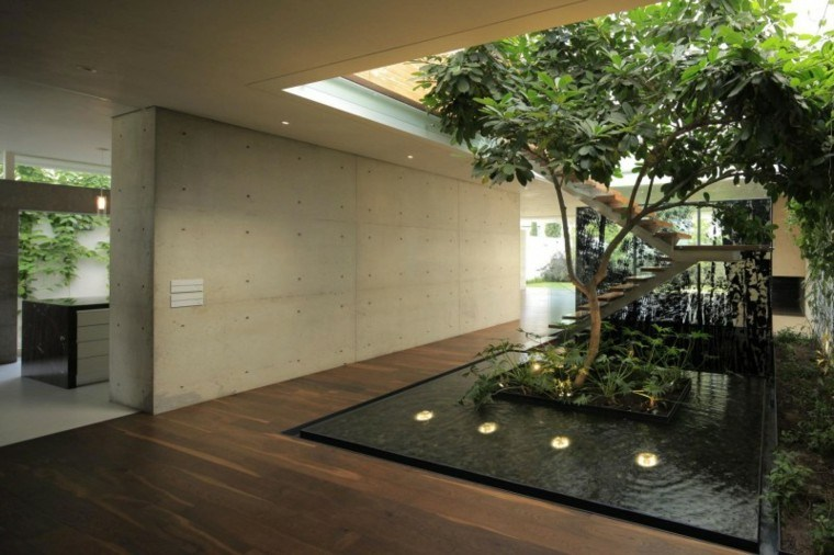 Diseo jardin japones para los espacios de exterior