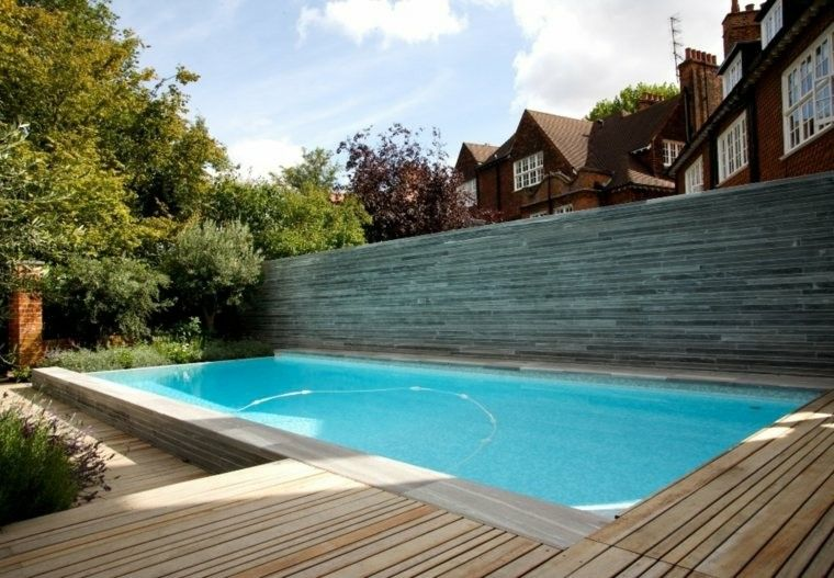 Piscinas para jardn  un oasis en tu hogar