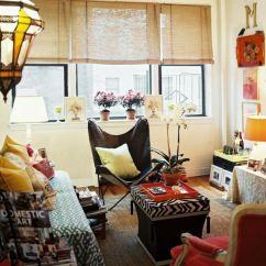 Orange Cafe Chairs Bean Bag Chair For Toddlers Boho Chic: Decoración Original Para El Salón