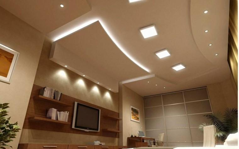Iluminacin led  75 ideas increbles para el hogar