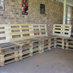 Plans To Build Outdoor Sectional Sofa Best Under 3000 Muebles Hechos Con Palets De Madera, Cincuenta Ideas