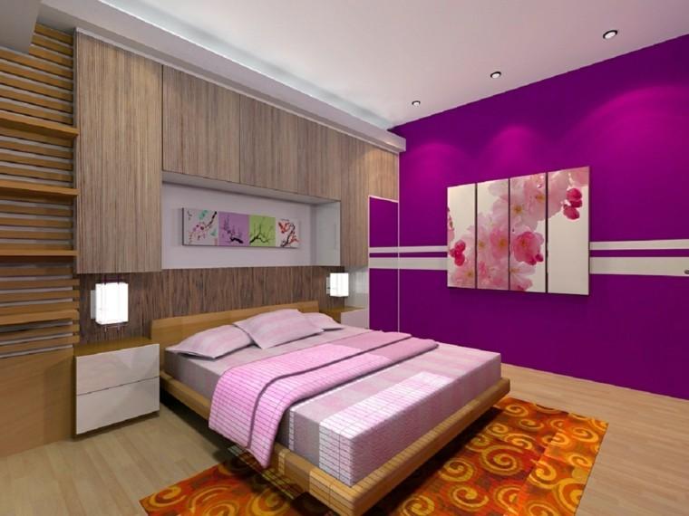 Combinaciones De Colores Para Las Paredes Del Dormitorio