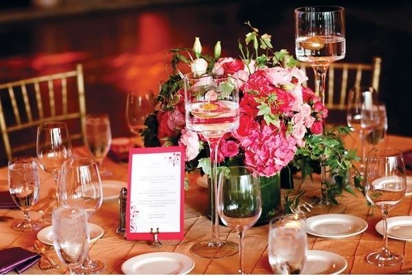 Manteles y centros de mesa para las ocasiones especiales