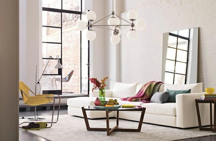 Lmparas de techo ideas modernas para el interior