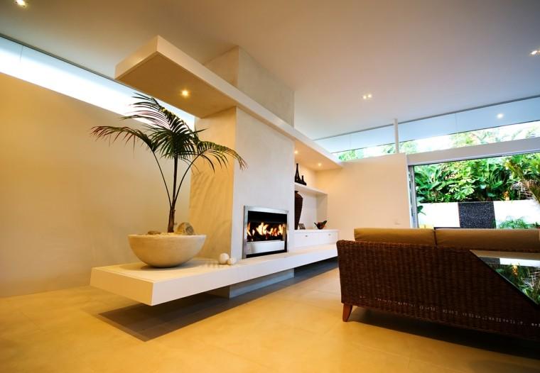 Iluminacion indirecta led salon y salas de estar