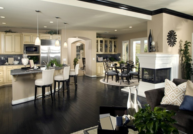 Ideas Cocina Diseo Y Un Ambiente Funcional En Casa