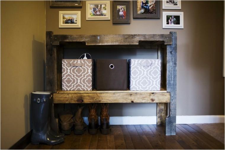 Muebles hechos con palets de madera cincuenta ideas