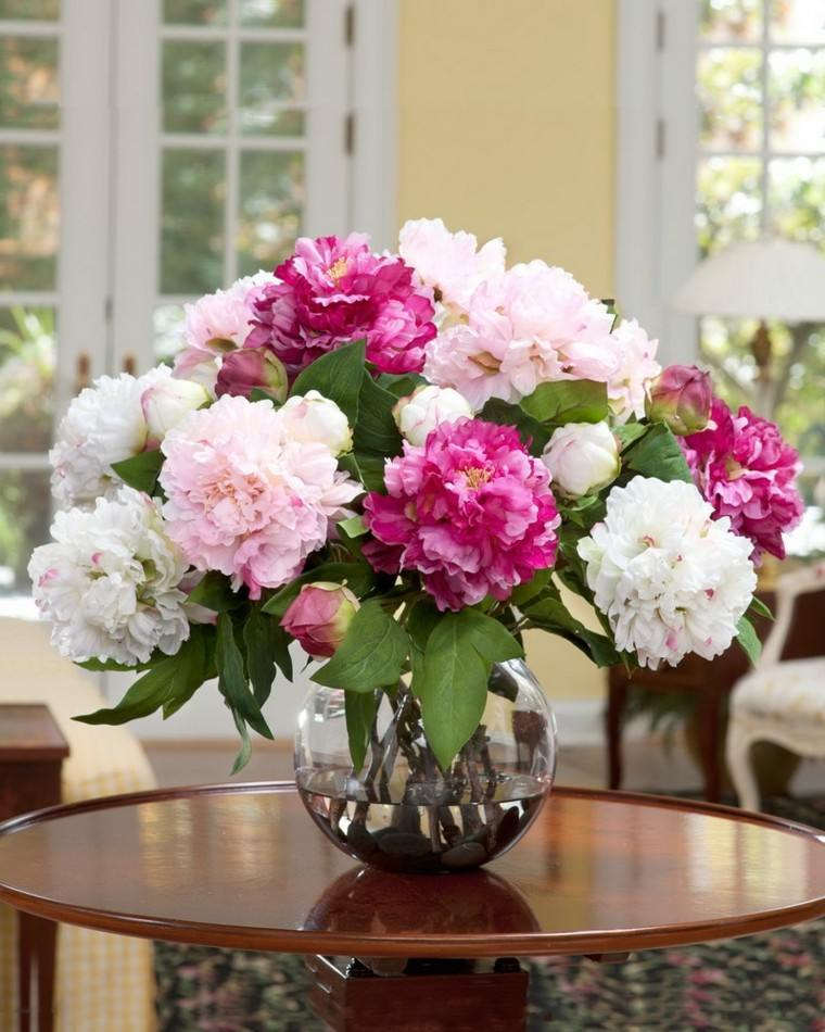 Fake Flowers Home Decor