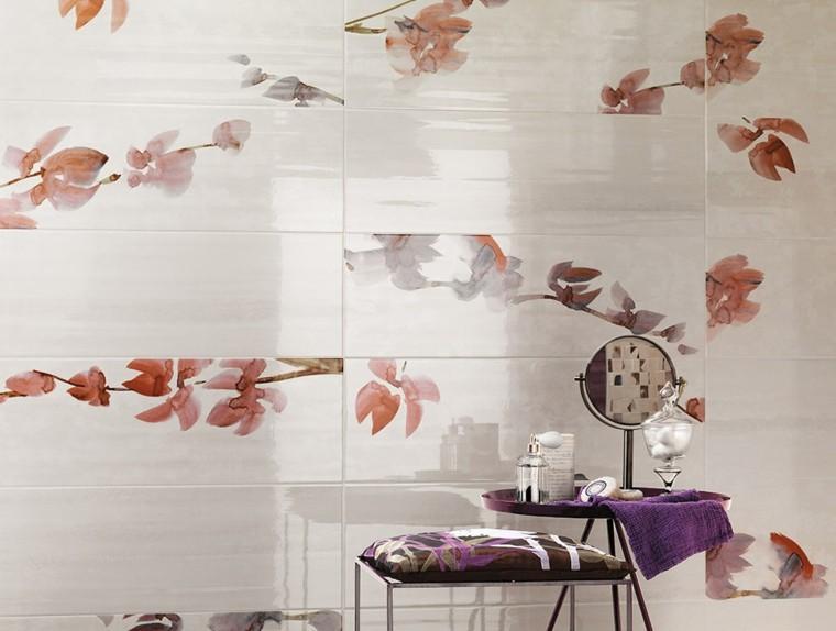 Azulejos para baos modernos  cien ideas geniales