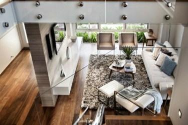 casas modernas interiores moderna webb decorar etesian brown neaves diseno interior arquitectura diseno sala modernos salones salon como conectadas zonas