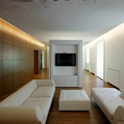 casas modernas interiores downtown decorar menu diseno hisense zagreb apartment sofas dva arhitekta service madera diseno contemporaneos casaydiseno