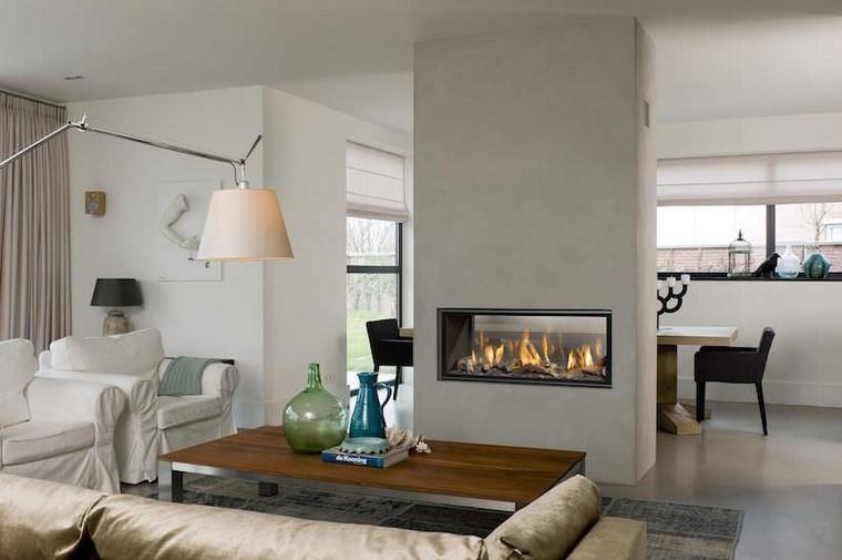 living room colour ideas 2017 wall decorating chimeneas modernas en salones acogedores y amenos