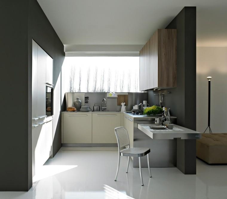 Decoracin de interiores cocinas modernas con estilo
