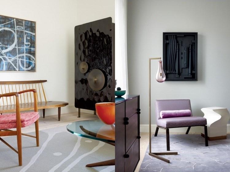 Escultura y arte para la decoracin de salones y salas de
