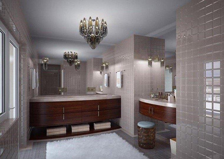 diseño lujoso azulejos modernos