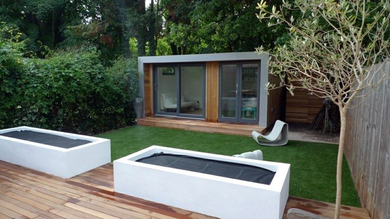 Above Ground Planters Plans