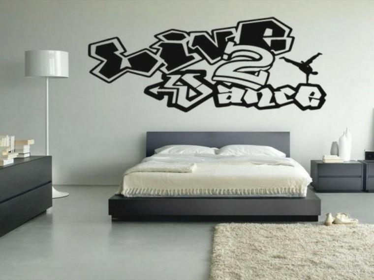 Graffiti ideas de arte para las paredes de casa