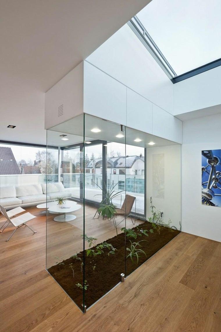 Oasis urbano en casa  veinticinco ideas de paisajismo