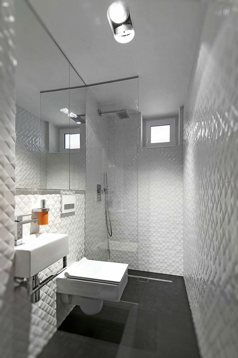 Baos minimalistas modernos 100 ideas impresionantes