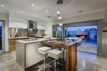 americana cocina barra funcionalidad hogar tu extension mobiliario como