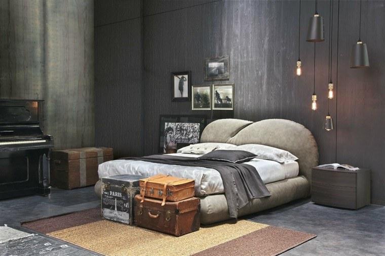 Dormitorios matrimonio modernos 50 ideas sensacionales