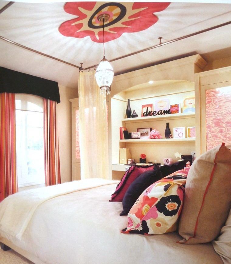 Habitacin juvenil nia e ideas para decorar