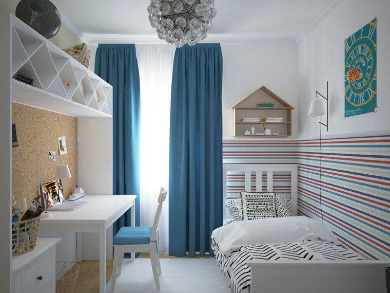 Habitaciones nio moderno con estilo propio