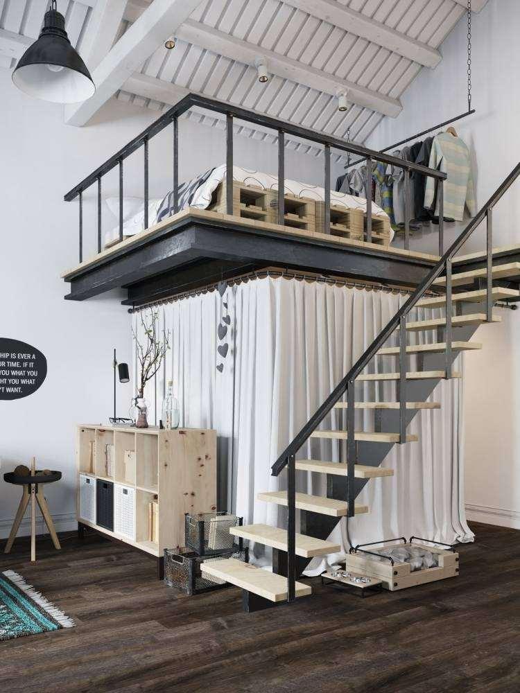 Muebles modernos al estilo industrial 50 ideas que inspiran