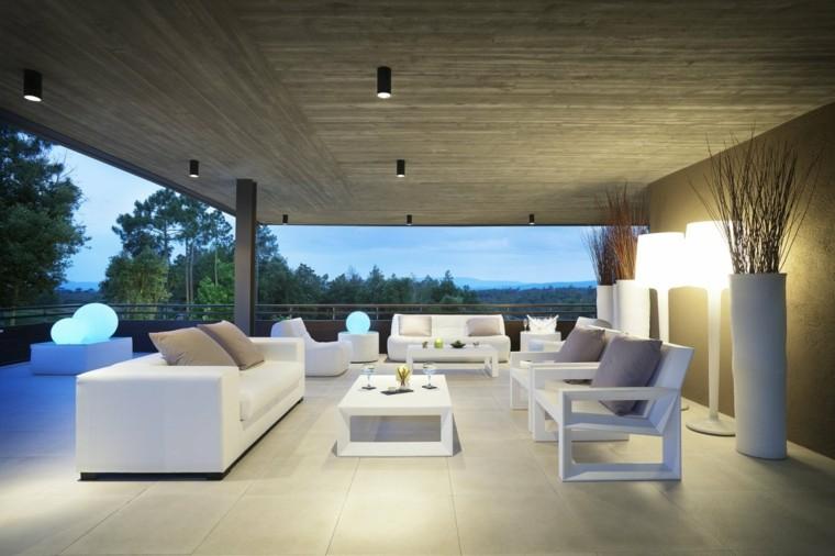 Terrazas decoradas  25 ideas de distintos estilos nicos
