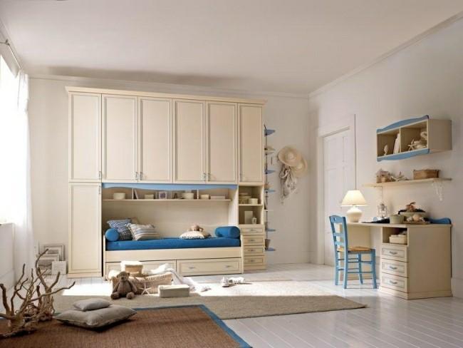 Habitaciones infantiles de estilo moderno  100 ideas