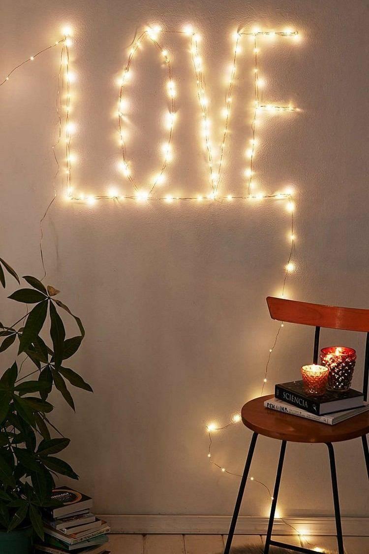 Luces de navidad 50 ideas festivas para decorar la casa