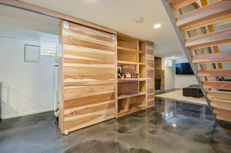 bedroom hanging chair cheap leather tufted and ottoman cemento como tendencia de decoración para interiores