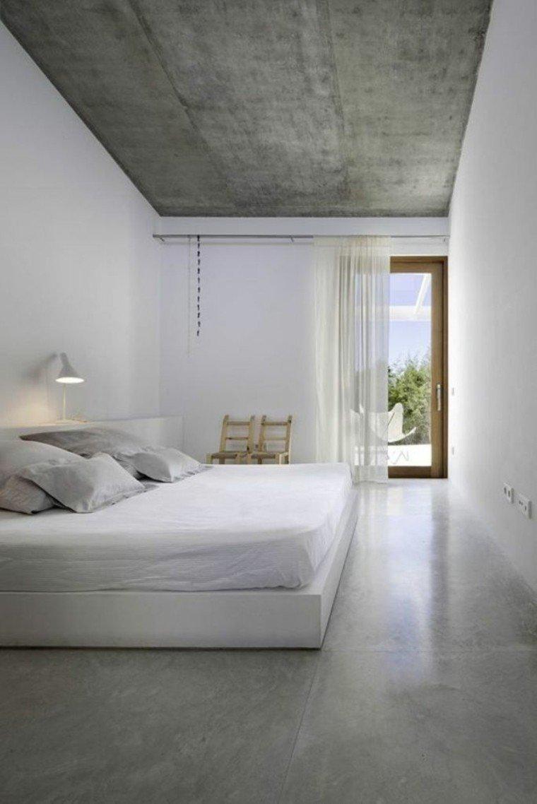 Cemento como tendencia de decoracin para interiores