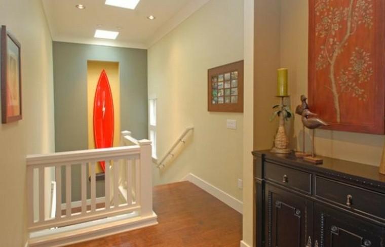 Tabla de surf para decorar la casa ideas muy originales