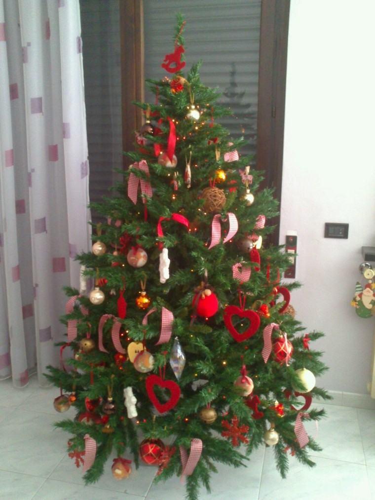 Arboles de navidad ideas de adornos para el rbol artificial