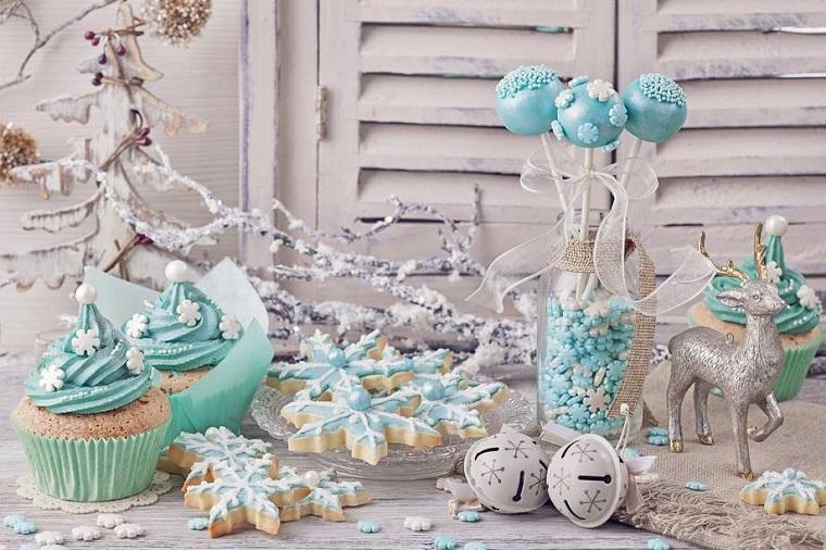 Colores pastel 23 ideas para la decoracin navidea