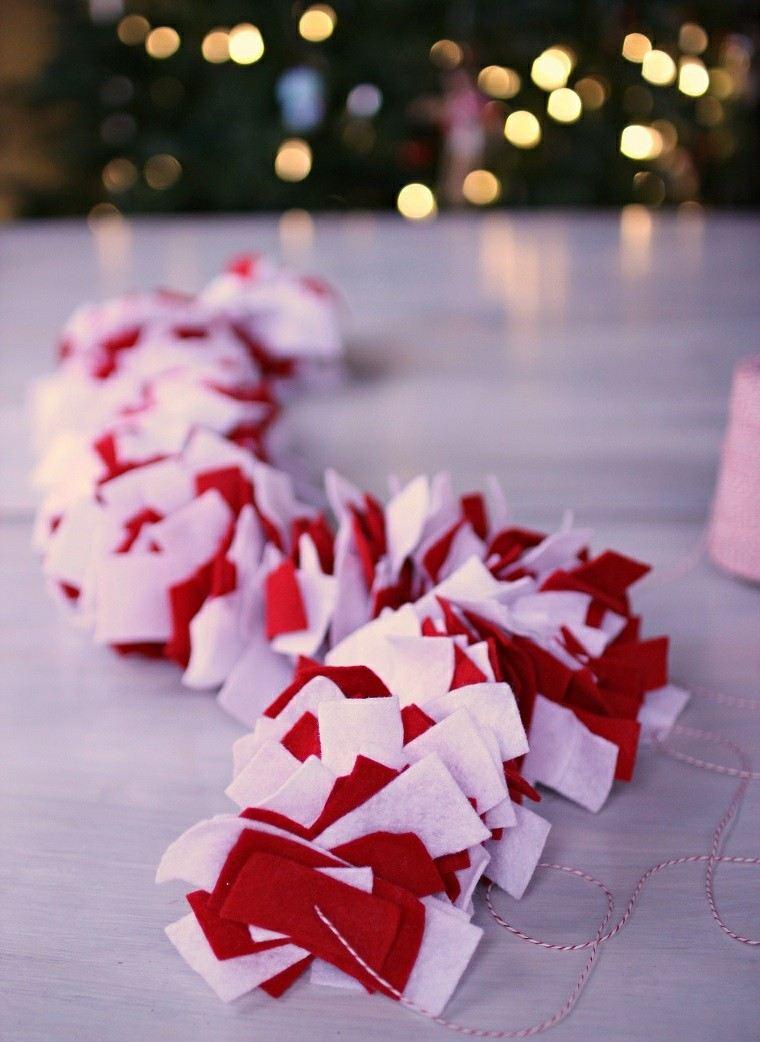 Manualidades navideas decoracin original para el hogar
