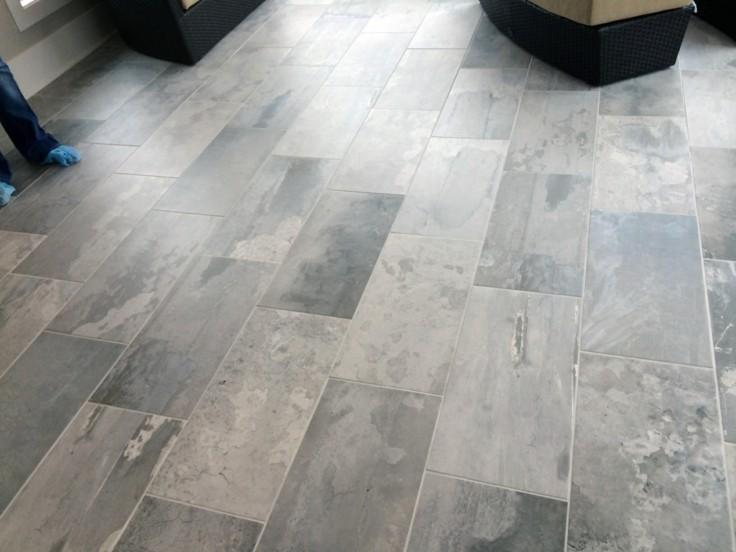 Azulejos grises para suelos y paredes  50 modelos