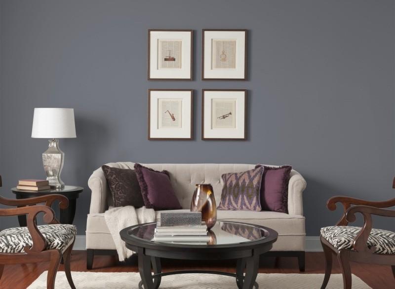 Decorar paredes colores originales para el saln