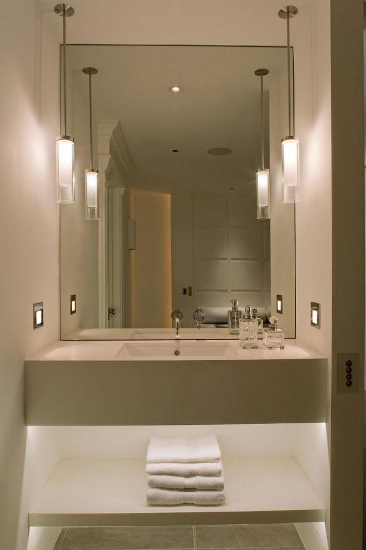 Iluminacion Sala Minimalista