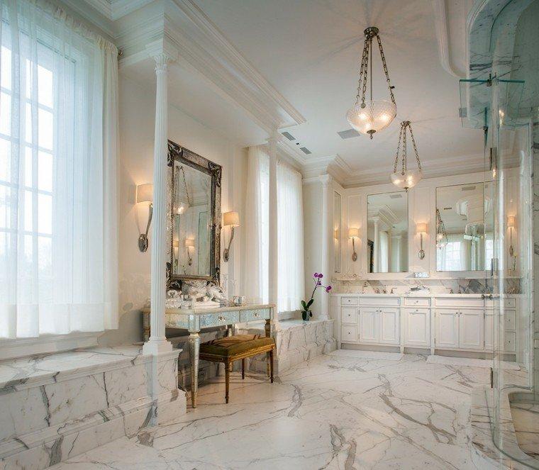 Marmol para cuartos de bao diseos bellos y de lujo