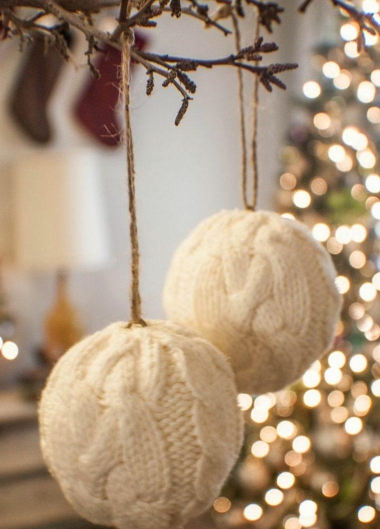 Manualidades de navidad decoracion fcil y atractiva
