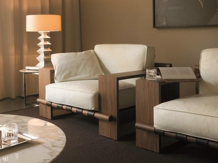 Muebles modernos para salas de estar  diseos con estilo