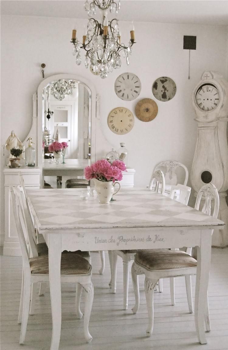 Muebles de saln estilo shabby chic y vintage muy bonitos