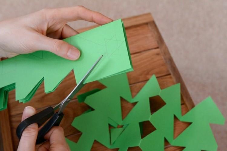 Navidad manualidades faciles con materiales reciclados