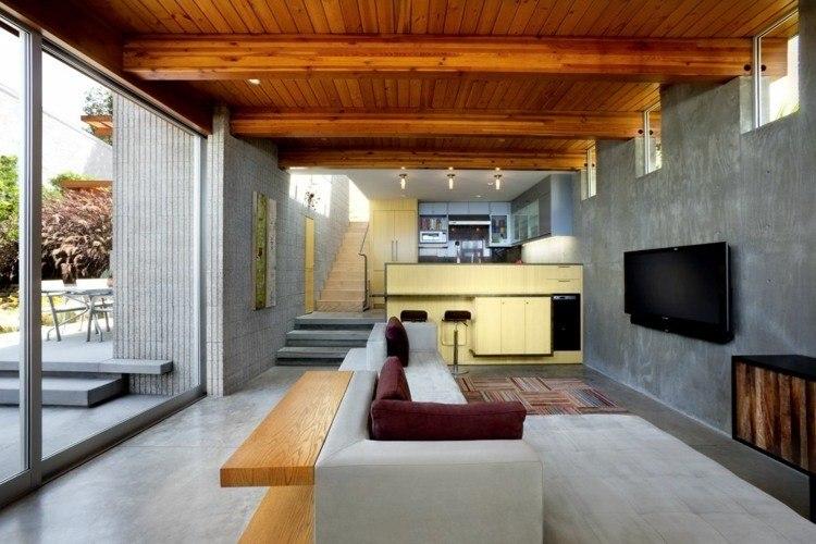 Revestimiento de suelos y paredes  ideas modernas